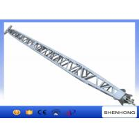 Wholesale 25M Tower Erection Tools Electrical Aluminum Gin Pole 42KN Load Capacity LBNX500-25 from china suppliers
