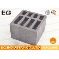 China High Density Custom Graphite Molds With Low Ash Content Fine Grain Carbon on sale