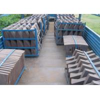 Wholesale More Than HRC55 Customized High Cr Cast Iron Cement Liner Castings Manufacturer Standard AS2027 from china suppliers