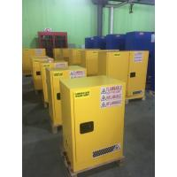 Buy cheap Flammable Safety Storage Cabinet For Oil Station, Paint Storage Cabinet For Laboratory from wholesalers