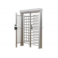 Wholesale 304 Stainless Steel Full Height Turnstiles Access Control Security Turnstile from china suppliers