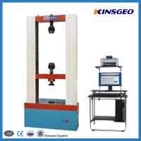 Wholesale Double Pole Pull Testing Equipment Compressive Strength Testing Machine with speed 500mm/min from china suppliers