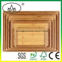 China China Bamboo Food/Tea Serving Tray for Kitchenware,Tableware,Dinnerware on sale
