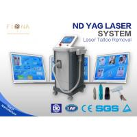 China 1064nm Q Switched ND YAG Laser  Tattoo Removal  Machine High Energy Shrinking Pores 20kgs on sale