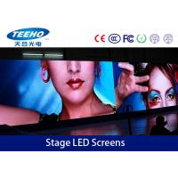 Wholesale Indoor PH3 Stage Background LED Sreen IP50 111111 dots / m² , LED Stage Screen from china suppliers