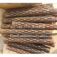 Wholesale High Quality Slotted Pipes from manufacture from china suppliers
