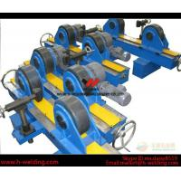 Wholesale Boiler / Tank Welding Rolls , Pipe Rotators for Welding High Precision and High Speed from china suppliers