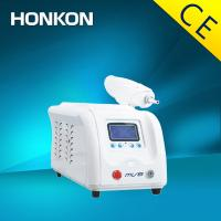 Wholesale Portable Nd YAG Laser Tattoo Removal / Ota's nevus Wrinkle Removal Machine with CE from china suppliers