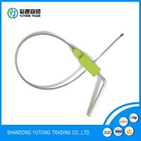Metal cable wire seal Self-Locking Cable Security Wire Lead Seal for luggage