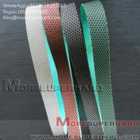 Wholesale Flexible Diamond Belts Diamond sand belt for polishing and grinding Alisa@moresuperhard.com from china suppliers