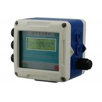 China Fixed Inline Ultrasonic Flowmeters By Transit Time Multi - Liquid Velocity Determine on sale
