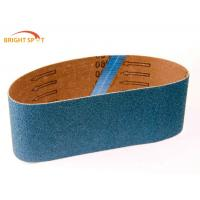Wholesale Anti Static Abrasive Sanding Belts 2 X 42 P150 Grit Casting Polishing With Aluminum Oxide from china suppliers