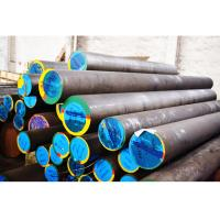 China Low Tensile Mild Carbon Steel Bar 130 - 1600mm AISI 1020 SGS / BV Certification on sale