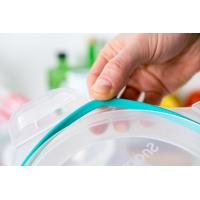 China Food Grade Flat Silicone Gasket Ring , FDA Silicone High Temperature O Rings Seal on sale