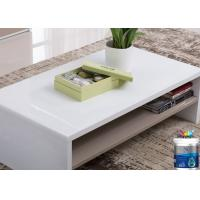 Eco Friendly Water Based Wood Coating White Furniture Paint Primer For Indoor Outdoor for sale