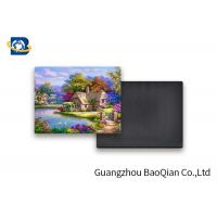 Wholesale Promotional Item 3D Lenticular Magnet / PET Material Fridge Magnets from china suppliers