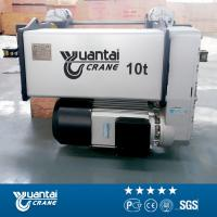 China YUANTAI 2015 new design international standard european electric hoist on sale