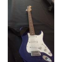 Wholesale Fender Stratocaster Electric Guitar deep blue with Fender gigbag from china suppliers