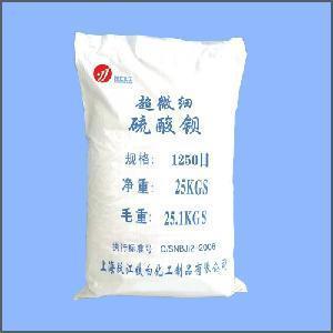 Wholesale 1250 Mesh Barite (Super fine Barium Sulfate) from china suppliers