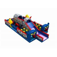 Wholesale CE Approved Outdoor Giant Inflatable Obstacle Course Games For Adults from china suppliers