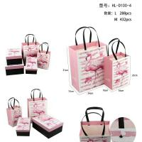 Wholesale Luxury Printed Small Paper Bags With Handless For Jewellery OEM from china suppliers