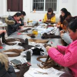 xuchang graces hair products co.,ltd.