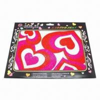 Wholesale Laptop Sticker/Skin with Non-stick Dirt, Made of Laser Paper and Acrylic from china suppliers