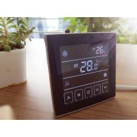 Wholesale screen touch wired controller fit fan coils/thermostat from china suppliers