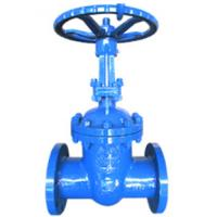 China Din Cast Gate Valve , Cast Steel Gate Valve API ISO CE Certification on sale