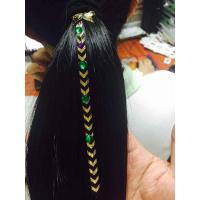 Wholesale New trend shiny decorative hair decoration, hair accessory, temporary tattoo from china suppliers
