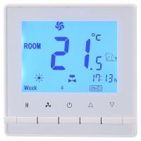 Wholesale AC330 Internet Smart Wifi Room Thermostat  for underflooring heating from china suppliers