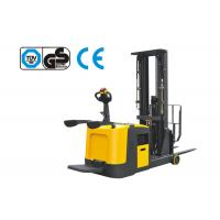 Wholesale 320AH Counterbalance Forklift Truck , Narrow Aisle Lift Truck 1600mm Turning Radius from china suppliers