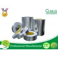 Wholesale Acrylic Adhesive Aluminium Foil Insulation Tape With Pressure Sensitive from china suppliers