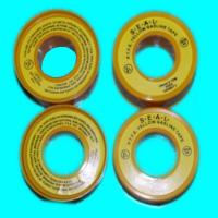 "PTFE YELLOW GAS LINE TAPE 1/2"" x 260"" High Density Quality"