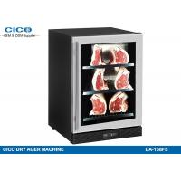 Wholesale Integrated Electric Dry Age Meat Fridge Effecicent Energy Saving from china suppliers