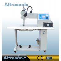 Wholesale Roller Sewing Ultrasonic Cutting Machine for Natural Feather Processing from china suppliers