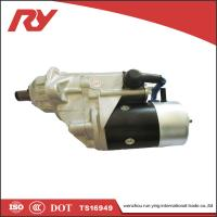 Buy cheap Spare Parts 24V Truck Starter Motor Nippondenso 10T Teeth 228000-4992 CE Marked from wholesalers