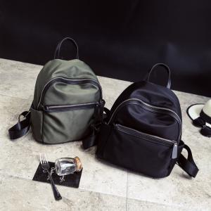 China 2017 New Backpack Style Oxford Bron-shoulder Bag Lady Bag on sale
