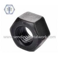 Wholesale ASTM A194 2HM Heavy Hex Nuts Structure Nut from china suppliers
