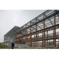 Optimized Industrial Steel Buildings Warehouse Fabrication For Agricultural for sale