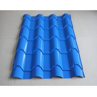 Wholesale Great Building Material Aluminum Roof Glazed Tile Roll Forming Machine from china suppliers
