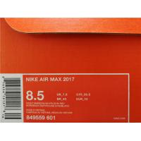 China Nike Air MAX 2017 39-45 red men's jogging shoes mesh trainers on sale