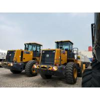 Wholesale ZL50GN 5 Ton Mini Bucket Compact Wheel Loader Zl50 Zl50g Transmission,Yellow color from china suppliers