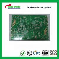 Wholesale 2L FR4 1.6mm OSP Quick Turn PCB Prototypes For Securit And Protection from china suppliers