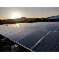 China 400KWH Capacity 100KW Solar Power Generation System on sale