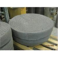 Quality stainless steel knitted wire demister pad,mist eliminator pad for sale