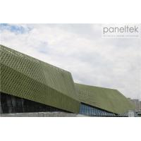China Special Shape Glazed Terracotta Panels With Custom - Made Special Design on sale