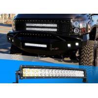 China 12 Volt 22 Inch Led Light Bar Driving Lights Front Bumper Mounting on sale