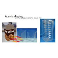Wholesale Promotion Cosmetic Counter Clear Acrylic POP Displays In supermarket for Small Products from china suppliers