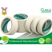 Wholesale Spray Painting Custom Masking Tape White , Water Resistant Masking Tape Decoration Tear Easy from china suppliers